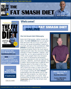 What Is the First Phase of the Fat Smash Diet?